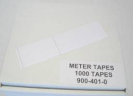 Single Tapes (900-401-0-4)  $49.95 per 1,000 labels